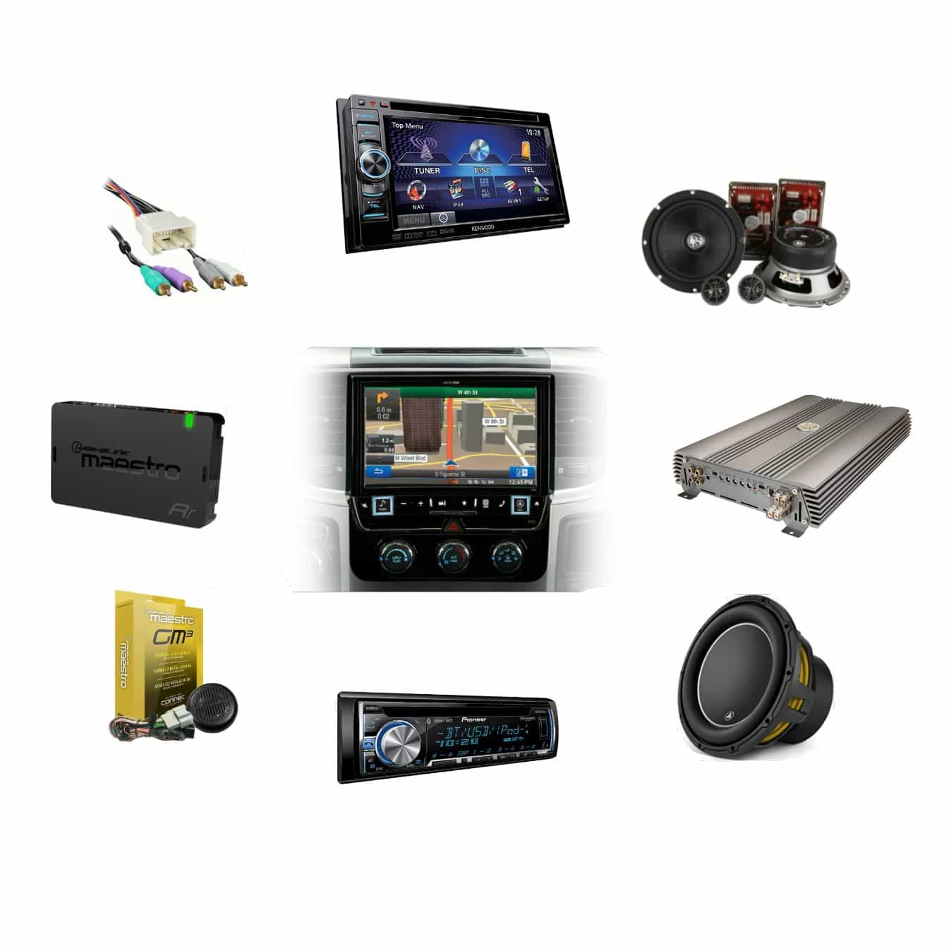 Car Audio & Accessories